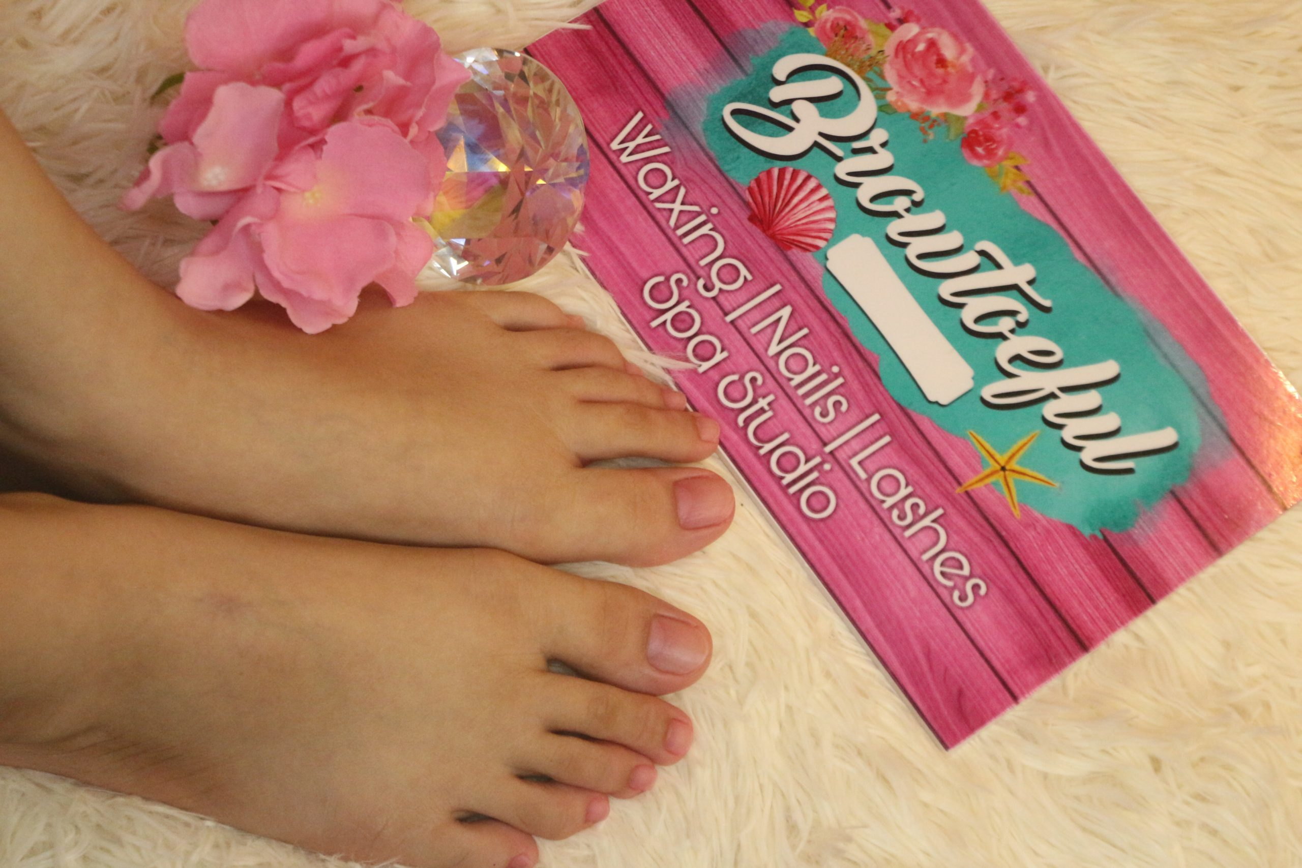 Pamper yourself with Browtoeful!